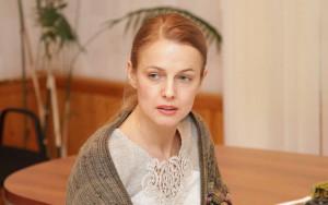 На фото Елена Кизякова