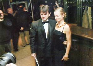 На фото Тимур Кизяков и Елена Кизякова
