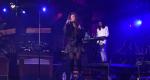 Певица Лорд (Lorde) во время выступления