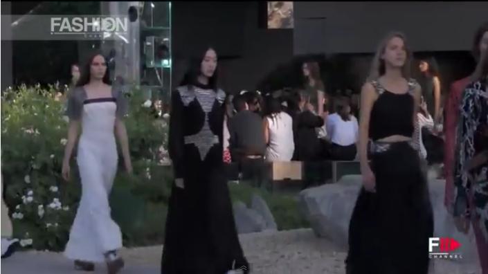 Круизная коллекция Луи Виттон  сезон 2016, полное видео модного показа