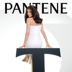 Фото Селены Гомес для рекламы Pantene 2015