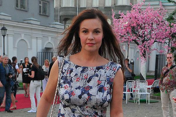 Екатерина Андреева фото ведущей Первого канала
