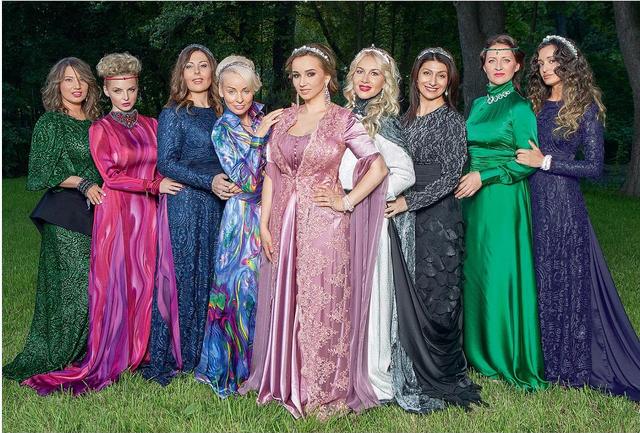 Анфиса Чехова устроила девичник в восточном стиле, фото