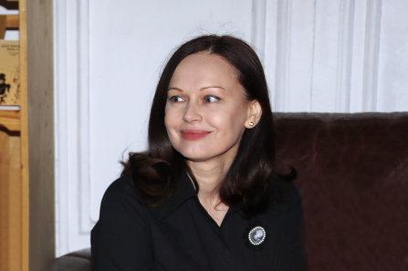 Ирина Безрукова будет ведущей ток-шоу