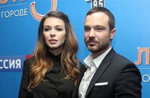 Фото Агнии Дитковските и Алексея Чадова