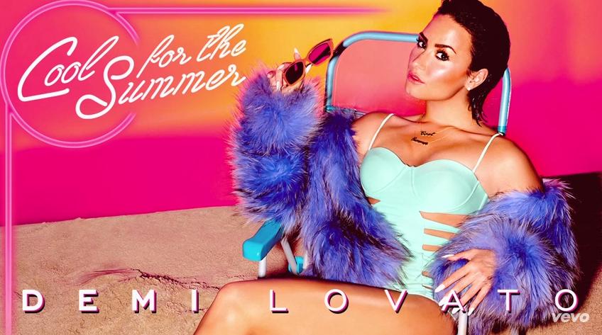 Новая песня Деми Ловато «Cool for the Summer», аудио, видео вечеринки