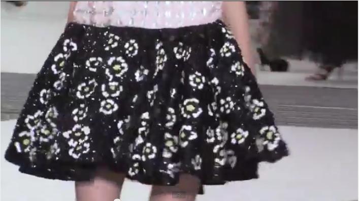 Видео модного показа Giambattista Valli на Неделе высокой моды в Париже сезон осень-зима 2015/2016