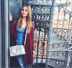 Екатерина Лопарева фото из Инстаграма