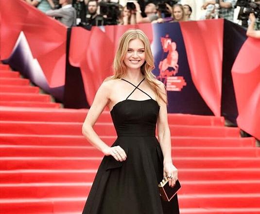 Елена Кулецкая, фото 2015 Московский кинофестиваль