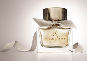 Новый парфюм My Burberry Eau de Toilette