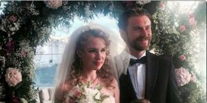 Валерия Гай Германика и Вадим Любушкин фото в день свадьбы