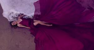 Фото Натальи Водяновой в рекламе Euphoria