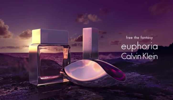 Наталья Водянова в рекламе аромата Euphoria от Calvin Klein, видео