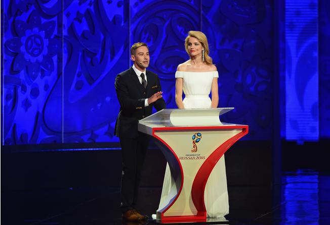 Отар Кушанашвили раскритиковал Наталью Водянову в качестве ведущей церемонии жеребьёвки ЧМ-2018