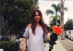 Фото Саши Зверевой во время третьей беременности июль 2015 Инстаграм