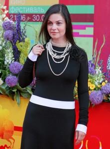 Екатерина Андреева фото ведущей новостей Первого канала