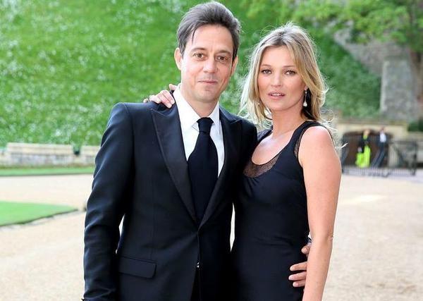 Кейт Мосс разводится с мужем гитаристом Джейми Хинсом