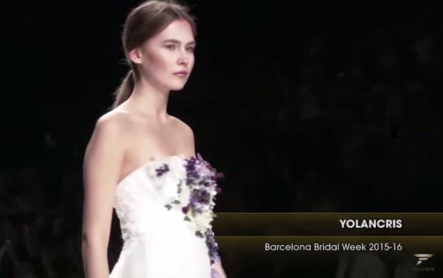 Свадебная мода: Неделя свадебной моды в Барселоне 2015, видео