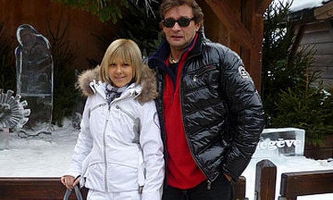 Александр Домогаров и Лариса Черникова: актер против семьи своей подруги