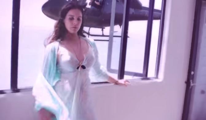 Лана Дель Рей: видео на новый сингл High By The Beach
