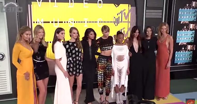 Церемония вручения наград MTV Video Music Awards 2015, видео перед церемонией