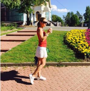 Фото Екатерины Сафроновой из соцсети
