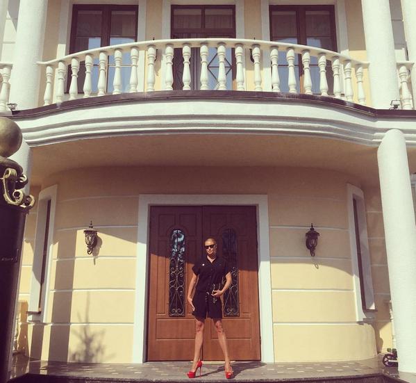 Задержаны подозреваемые в ограблении дома Анастасии Волочковой