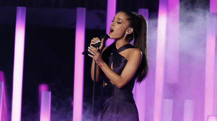 Ариана Гранде отменила концерт из-за проблем с голосовыми связками