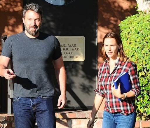 Дженнифер Гарнер беременна в четвёртый раз, несмотря на предстоящий развод?