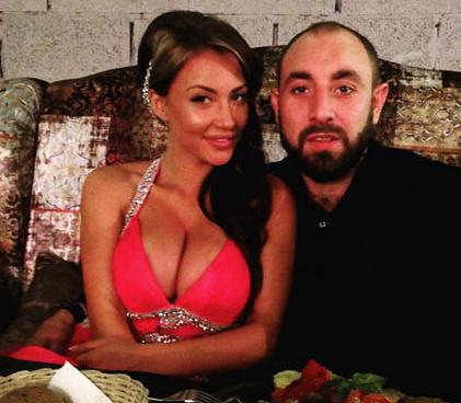 Виктория Берникова и Леонид Плащинский фото со дня рождения Вики 2015, Инстаграм