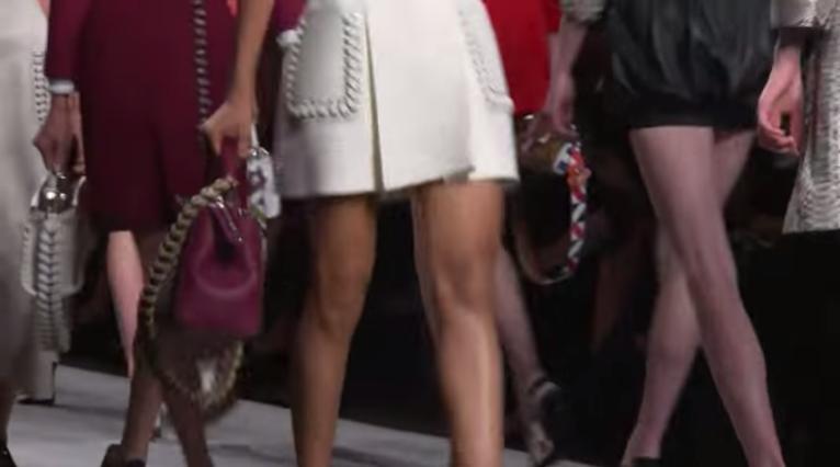 Неделя моды в Милане весна-лето 2016: видео модного показа Фенди (Fendi)