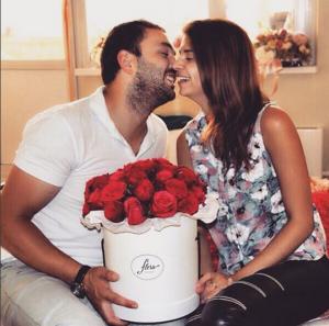 Александр Гобозов и Алиана Устиненко (Гобозова) фото из Инстаграма