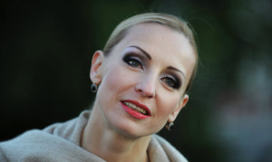 Фото балерины Илзе Лиепа
