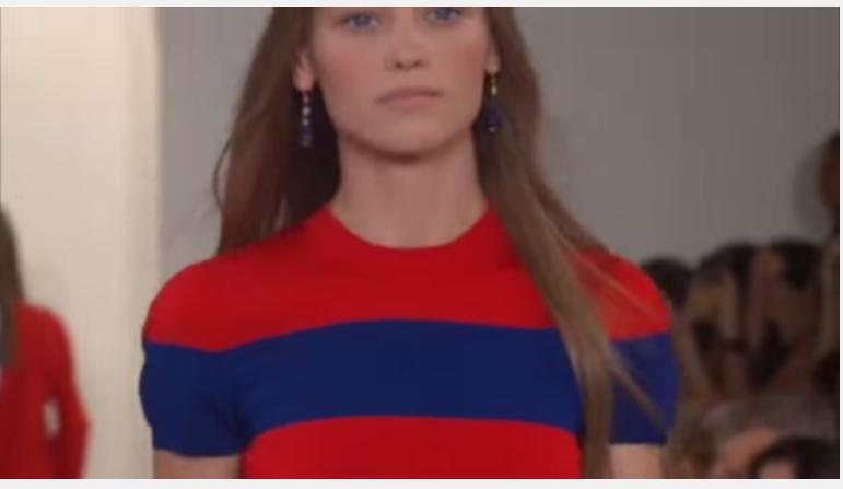 Модный показ  Ральф Лорен (Ralph Lauren) весна-лето 2016 видео, Неделя моды в Нью-Йорке