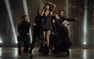 Селена Гомес 2015: кадр из официального видео на песню Same Old Love