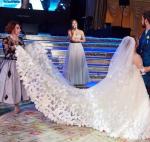 Фото со свадьбы дочери Розы Сябитовой Ксении