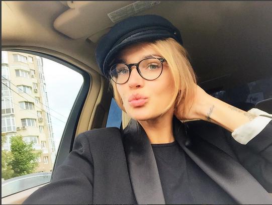 Алена Водонаева фото с короткой стрижкой, Инстаграм 2015