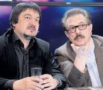 На фото Ильдар Жандарев и Борис Берман
