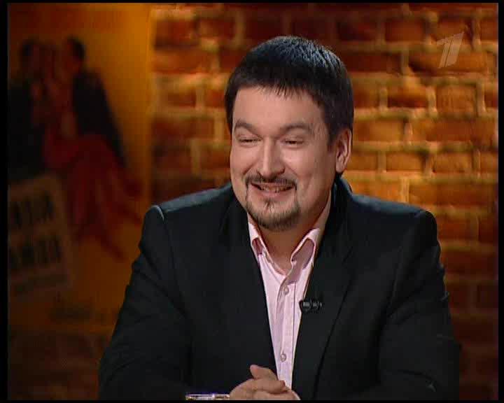 Ильдар Жандарев — биография телеведущего программы «На ночь глядя»