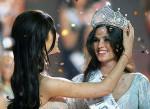 """Ирина Антоненко получает корону """"Мисс Россия-2010"""""""