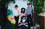 Ирина Антоненко с родителями фото октябрь 2015 Инстаграм