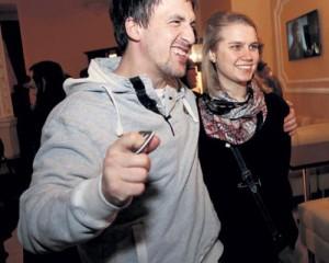 Фото Артура Смольянинова и Дарьи Мельниковой