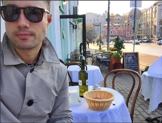 Евгений Бороденко фото из Инстаграма