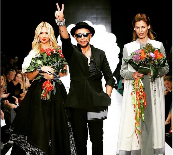 Показ коллекции Игоря Гуляева завершил Неделю моды Мерседес-Бенц в Москве