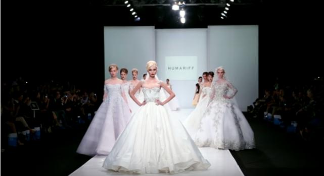 Неделя моды в Москве: показ  Humariff весна-лето 2016, видео