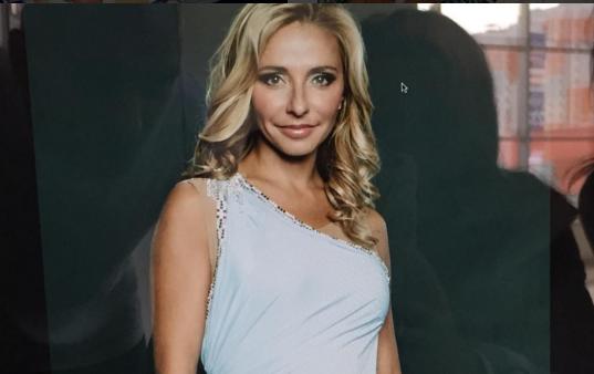 Татьяна Навка опровергла слова дочери Дмитрия Пескова о том, что «свадьбы не было»