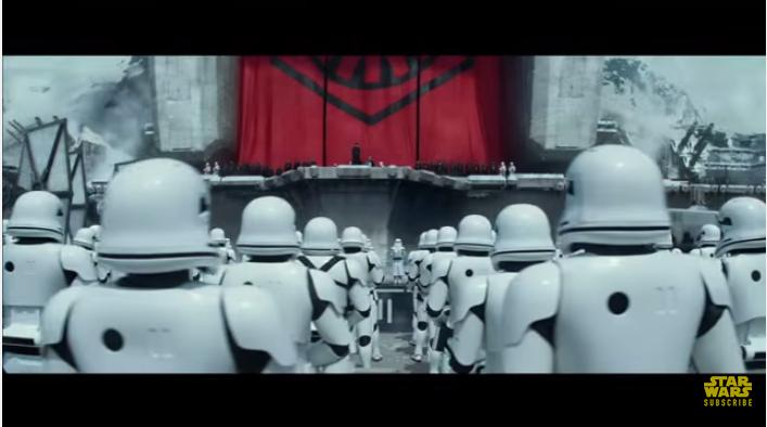 «Звёздные войны» эпизод VII «Пробуждение Силы» — новый трейлер