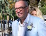 Константин Меладзе и Вера Брежнева свадебное фото