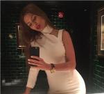 Виктория Боня фото в Polo Bar Нью-Йорк 2015