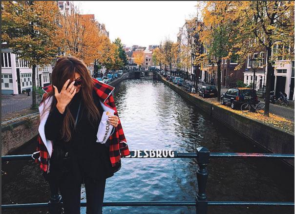 Алена Водонаева фото 2015 Амстердам